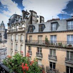 Отель Palym балкон