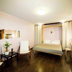 Апартаменты Funny Dolphins Apartments VDNKH комната для гостей фото 2