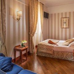 Отель Albergo Ottocento Италия, Рим - 1 отзыв об отеле, цены и фото номеров - забронировать отель Albergo Ottocento онлайн комната для гостей фото 5