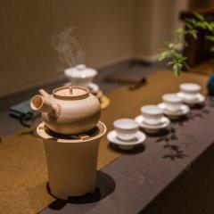 Отель Hangzhou Wushan Ju питание