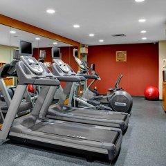 Отель Hilton Garden Inn New York/Manhattan-Chelsea фитнесс-зал