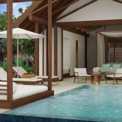 Отель Furaveri Island Resort & Spa бассейн фото 2