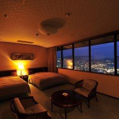 Отель Nisshokan Bettei Koyotei Нагасаки комната для гостей фото 2