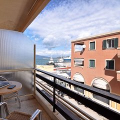 Отель Atlantis Hotel Греция, Корфу - 2 отзыва об отеле, цены и фото номеров - забронировать отель Atlantis Hotel онлайн балкон