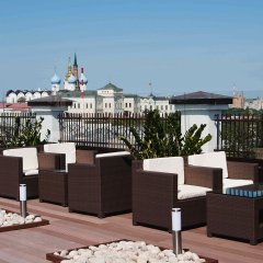 Гостиница Courtyard by Marriott Kazan Kremlin бассейн