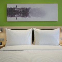 Гостиница Hampton by Hilton Minsk City Center комната для гостей фото 2