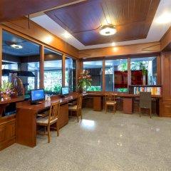 Отель Best Western Premier Bangtao Beach Resort & Spa интерьер отеля фото 3