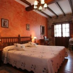 Отель Rural Posada El Solar Испания, Рибамонтан-аль-Мар - отзывы, цены и фото номеров - забронировать отель Rural Posada El Solar онлайн комната для гостей фото 5