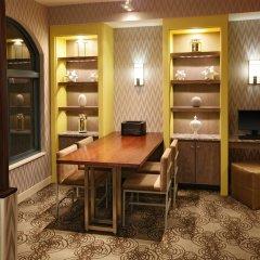 Отель Sheraton Suites Columbus США, Колумбус - отзывы, цены и фото номеров - забронировать отель Sheraton Suites Columbus онлайн интерьер отеля фото 2