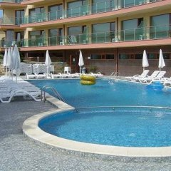 Отель Sunny Bay Болгария, Солнечный берег - отзывы, цены и фото номеров - забронировать отель Sunny Bay онлайн бассейн