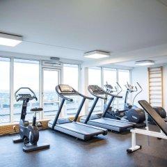 Отель Comwell Hvide Hus Aalborg Дания, Алборг - отзывы, цены и фото номеров - забронировать отель Comwell Hvide Hus Aalborg онлайн фитнесс-зал