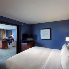 Отель Hilton Reforma Мехико комната для гостей