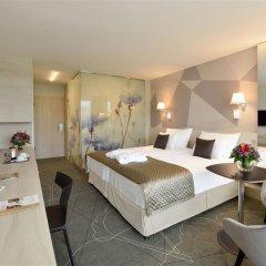 Ensana Thermal Margitsziget Health Spa Hotel Будапешт комната для гостей фото 5