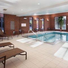 Отель Hyatt Place Columbus/OSU США, Грандвью-Хейтс - отзывы, цены и фото номеров - забронировать отель Hyatt Place Columbus/OSU онлайн бассейн фото 2