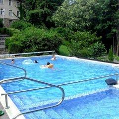 Lyulyatsi Spa Hotel Боженци бассейн фото 3