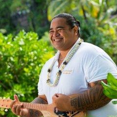 Отель Conrad Bora Bora Nui Французская Полинезия, Бора-Бора - 8 отзывов об отеле, цены и фото номеров - забронировать отель Conrad Bora Bora Nui онлайн с домашними животными