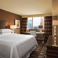 Отель Sheraton New York Times Square Hotel США, Нью-Йорк - 1 отзыв об отеле, цены и фото номеров - забронировать отель Sheraton New York Times Square Hotel онлайн комната для гостей фото 4