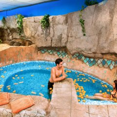 Senator Barcelona Spa Hotel бассейн