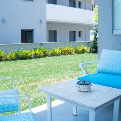 Апартаменты Costa Domus Blue Luxury Apartments бассейн