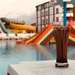 Carpediem Diamond Hotel бассейн