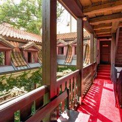 Hotel Waldstein балкон