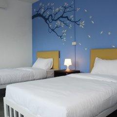 The Art Hostel Bangkok Бангкок комната для гостей фото 4
