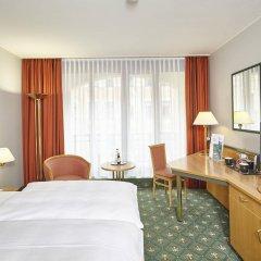 Отель Balance Hotel Leipzig Alte Messe Германия, Ройдниц-Торнберг - 1 отзыв об отеле, цены и фото номеров - забронировать отель Balance Hotel Leipzig Alte Messe онлайн комната для гостей фото 5