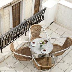 Отель Athos Греция, Афины - отзывы, цены и фото номеров - забронировать отель Athos онлайн балкон