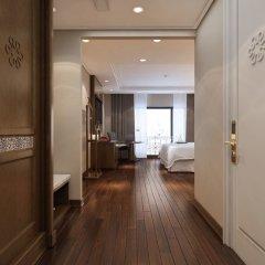 Отель Garco Dragon Ханой сейф в номере