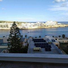 Апартаменты One - Seaview Apartment Марсаскала приотельная территория
