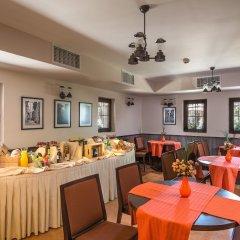 Отель Boutique Villa Azzura питание