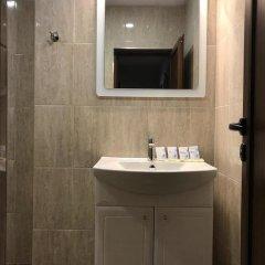 Hotel Velista Велико Тырново ванная