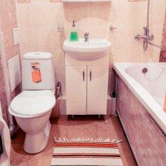 Апартаменты на Гоголя 63 Уфа ванная