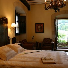 Отель Palacio De Caranceja комната для гостей фото 5