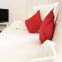 Отель INSIDE FIVE City Apartments Швейцария, Цюрих - отзывы, цены и фото номеров - забронировать отель INSIDE FIVE City Apartments онлайн комната для гостей фото 2