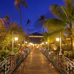 Отель Iberostar Bavaro Suites - All Inclusive Доминикана, Пунта Кана - 1 отзыв об отеле, цены и фото номеров - забронировать отель Iberostar Bavaro Suites - All Inclusive онлайн приотельная территория фото 2