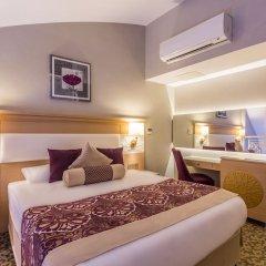 Villa Side Residence Турция, Сиде - 4 отзыва об отеле, цены и фото номеров - забронировать отель Villa Side Residence - All Inclusive онлайн комната для гостей фото 3