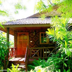 Отель Krabi Tipa Resort балкон фото 2