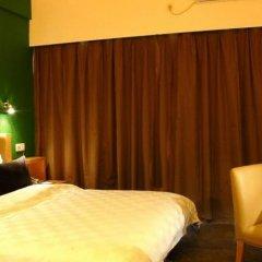 Отель Luoxi Garden Inn Китай, Гуанчжоу - отзывы, цены и фото номеров - забронировать отель Luoxi Garden Inn онлайн комната для гостей фото 2
