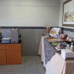 Отель Pensao Residencial Horizonte Лиссабон питание