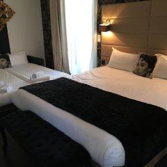 Отель Hôtel La Villa Cannes Croisette Франция, Канны - отзывы, цены и фото номеров - забронировать отель Hôtel La Villa Cannes Croisette онлайн комната для гостей фото 5