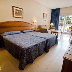Отель Bahia Tropical Альмуньекар комната для гостей фото 2