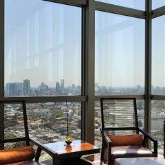 Отель Grand Hyatt Токио балкон