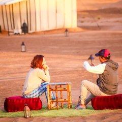 Отель Saharian Camp Марокко, Мерзуга - отзывы, цены и фото номеров - забронировать отель Saharian Camp онлайн сауна