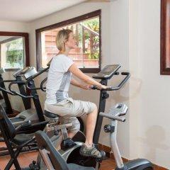 Отель Sunny Beach Resort and Spa фитнесс-зал