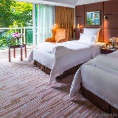 Отель Pullman Guangzhou Baiyun Airport комната для гостей