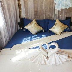 Отель Leaf House Bungalow Ланта комната для гостей фото 3