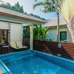 Отель Ravindra Beach Resort And Spa бассейн фото 2