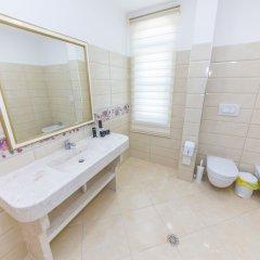 Отель Belagrita Албания, Берат - отзывы, цены и фото номеров - забронировать отель Belagrita онлайн ванная фото 2