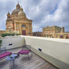 Отель Quaint Boutique Hotel Xewkija Мальта, Шевкия - отзывы, цены и фото номеров - забронировать отель Quaint Boutique Hotel Xewkija онлайн балкон